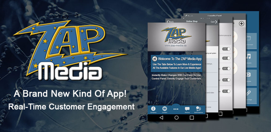 ZAPP Media Live Engagement Apps