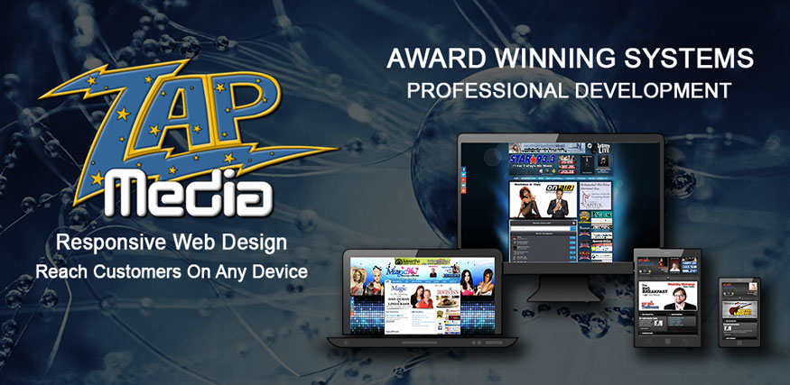 ZAP Media Responsive Web Development