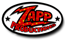 logo zapp productions 250